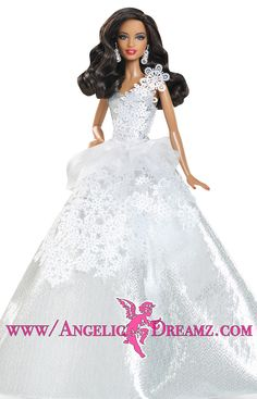 Barbie 2013, Holiday Barbie 2013 African American (Pre-Order August Delivery)