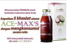 Obat Ace Maxs adalah produk herbal minuman kesehatan terbuat dari jus kulit manggis dan daun sirsak kekayaan alami yang berkhasiat untuk alternatif pengobatan berbagai macam penyakit. Diolah dan dikendalikan oleh para ahli ilmu...