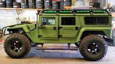 Hummer H1 widebody