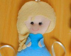 Princesa Elsa Versão Pocket