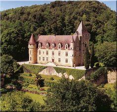 Chateau de Rouffillac, France