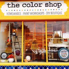 the color shop chalk paint in portland oregon portland annie sloan chalk