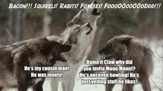 moon moon the wolf know your meme | Moon Moon - Image #534,234