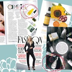 Two of our favourite brands feature in the latest autumn issue of Fashion Quarterly magazine Late Autumn, Free Samples, Magazine, Fashion, Moda, Magazines, Fasion, Trendy Fashion, La Mode