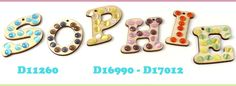 Jewelry project inspiration: Wooden letters Alphabet Beads, Letter Beads, Wooden Letters, Jewelry Making, Lettering, Projects, Inspiration, Wood Letters, Log Projects
