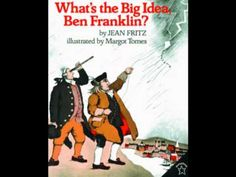 What's the Big Idea Ben Franklin? - YouTube