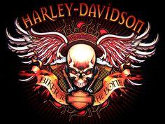 Harley Davidson Skulls - Bing Images