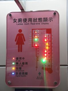 1000 images about bathroom signs on pinterest asia for Bathroom occupied sign