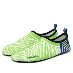 Water Skin Shoes DFS-5 For Adults Green
