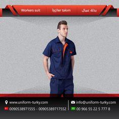 #يونيفورم #الزي_الموحد #اللباس_الموحد   بدلات العمل uniform-turky.com info@uniform-turky.com