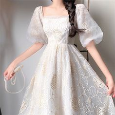Pretty Outfits, Pretty Dresses, Beautiful Dresses, Ball Dresses, Ball Gowns, Evening Dresses, Fairytale Dress, Fairy Dress, Vestidos Vintage