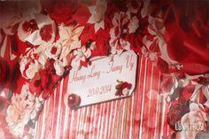 Wedding Stage Decoration #lynhthuyweddingplanner #wedding #weddinginsaigon #weddinginvietnam #weddingevent #weddingdecor #weddingidea
