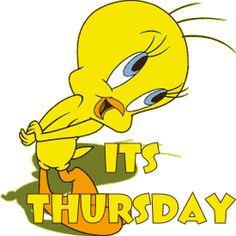 Tweety Bird tapeter en mer dag-till-fredag-wallpaper-wp5209994