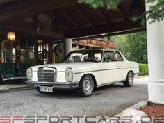 Mercedes-Benz 250 CE Coupe / STRICH 8 -75.000km - MÜNCHEN