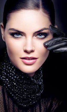 Hilary Rhoda for Dior