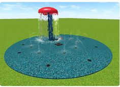 20ft Splash Pad,found it.my own package to do in my yard one day