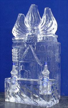 Eisskulptur_Wodka