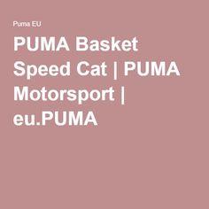 PUMA Basket Speed Cat | PUMA Motorsport | eu.PUMA
