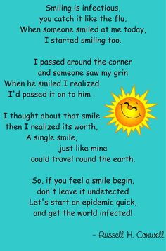 smile quotes cute positive quotes quote sun happy smile This is so cute! Smile Quotes, Happy Quotes, Happiness Quotes, Positive Quotes, New Year Poem, Poems In English, English Stories For Kids, English English, Poetry For Kids