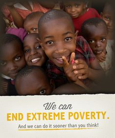 There are 5,000 reasons why I'm acting to #endpoverty this year. Will you join me