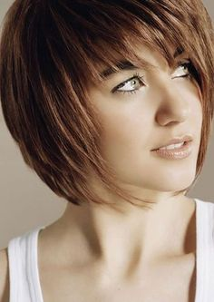 really like but won't work for summer Modern hairstyles for short straight hair Cool Hairstyles For Girls, Modern Hairstyles, Short Hairstyles For Women, Bob Hairstyles, Straight Hairstyles, Cropped Hairstyles, Stacked Hairstyles, Summer Hairstyles, Pretty Hairstyles