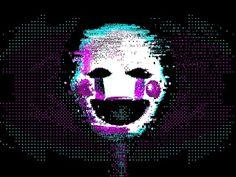FNAF puppet pixel art