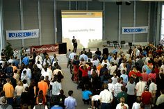 AIESEC International Congress Germany 2004 by aiesecinternational, via Flickr Worlds Largest, Sustainability, Dreaming Of You, Germany, Student, Day, Life, World, Experiential Learning