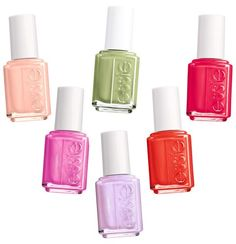 Essie Colours
