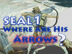 1st Seal of the 7 Seals of Revelation - Scriptural Interpretation - Picture Gallery & Virtual Map!