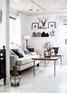 Draumesidene: Å lage seg eit nytt stovebord   To make a new table for the livingroom