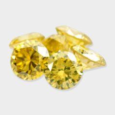 0.33 ctw, 2.38 mm, Canary Yellow, SI1 Clarity, Round Cut Loose Real Diamonds Lot #diamonds #loosediamonds #yellowdiamonds #fancydiamonds @dmzdiamonds Canary Yellow Diamonds, Cut Loose, Clarity, Stud Earrings, Jewelry, Jewlery, Jewerly, Stud Earring, Schmuck