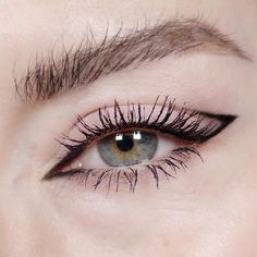 Eyeliner Models Gorgeous Eye Makeup for Impressive Looks, Hair ma . - Eyeliner Models Gorgeous Eye Makeup for Impressive Looks, Hair makeup Unless you have been living u - Makeup Hacks, Makeup Goals, Makeup Inspo, Makeup Art, Makeup Inspiration, Beauty Makeup, Hair Makeup, Makeup Ideas, Makeup Routine