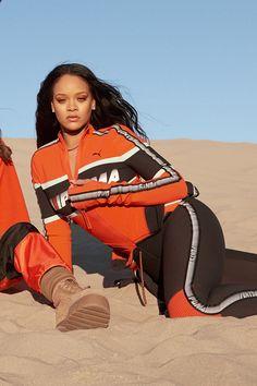 Rihanna for Fenty x Puma (Spring/Summer 18)