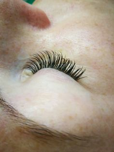 Lash extensions Tullamore #lashextensions #revealmakeupstudios Russian Volume Lashes, Lash Extensions, Make Up, Eyes, Makeup, Cat Eyes, Maquiagem
