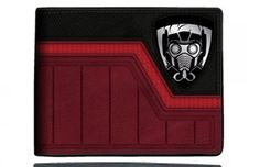 Guardians of the Galaxy Vol. 2 Bi-Fold Wallet Star-lord probably prefers to carry his money in a Gamora wallet, but if you're a fan of Peter Quill's style this Avengers, Guardians Of The Galaxy Vol 2, Peter Quill, Wallet Sale, Galaxy 2, Star Lord, Sale Poster, Badge, Geek Stuff