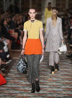 Everyone Will Be Copying This Styling Trick From Dior via @WhoWhatWearUK