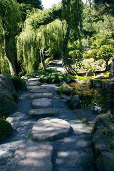 Ogród japoński Jarków.