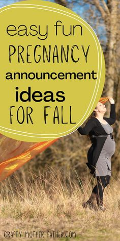 Pregnancy announcements for the fall and winter ideas for announcing your pregnancy
