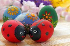 50 идей для раскраски пасхальных яиц - фото 7