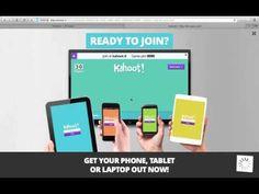 Hoe maak je een quiz in Kahoot. Uitlegfimpje