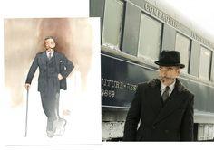 Kenneth Branagh as Hercule Poirot