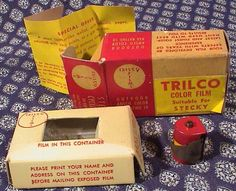 Early Trilco Film