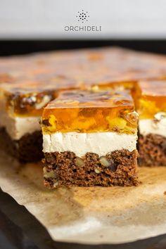 Polish Recipes, New Recipes, Cake Recipes, Dessert Recipes, Cooking Recipes, Desserts, Cake Cookies, Sweet Tooth, Good Food