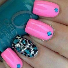 Cute Nails - http://yournailart.com/cute-nails-10/ - #nails #nail_art #nails_design #nail_ ideas #nail_polish #ideas #beauty #cute #love