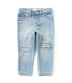 3efe5b375358 Jessica Simpson 2T6X Kiss Me Skinny Jeans #Dillards Pretty Baby, Baby Girl  Fashion,