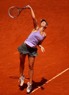 Maria Sharapova - Mutua Madrid Open - Day Eight