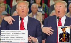 Trump flailed his arms around as he 'ridiculed' esteemed journalist Serge Kovaleski, who suffers from a chronic condition which effects the movement in his arms. World Trade Center Collapse, World Autism Awareness Day, Trump You, Narcissistic Men, Family Foundations, New York Daily News, Reality Tv Stars, News Around The World, Man Child