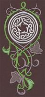 Elven Court (Design Pack)   Urban Threads: Unique and Awesome Embroidery Designs