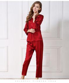 silk pajamas women's silk pajamas his and hers silk robes https ...