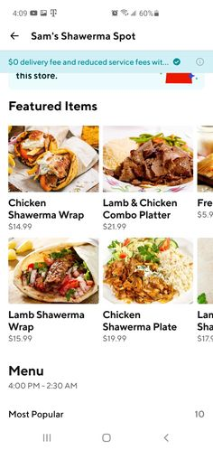 Restaurant Delivery, Lamb, Menu, Plates, Chicken, Food, Menu Board Design, Licence Plates, Dishes